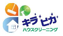 キラピカ ハウスクリーニング ロゴ